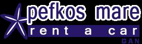 Pefkos Mare logo